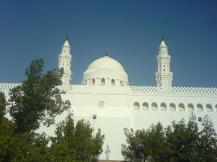 Masjid Qiblatain mula-mula dikenal dengan nama Masjid Bani Salamah