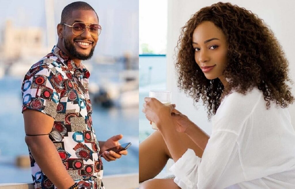 Alex Ekubo and fiancée Fancy Acholonu have allegedly broken up - Here's  what we know! - DNB Stories Africa