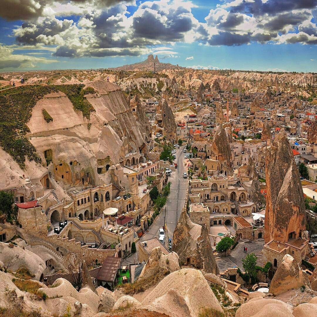 Tour de Turquía Majestuosa