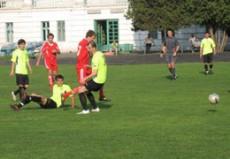 футбольная команда