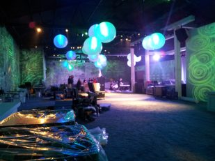 Custom LED lighting by D.N.E. Productions