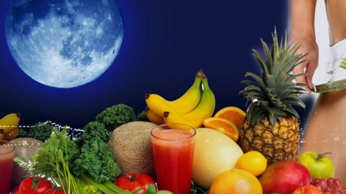 лунна диета