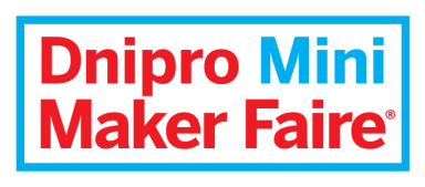 Dnipro Mini Maker Faire logo