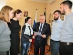 Студенты университета участвовали в работе ІI всероссийской олимпиады по акушерству и гинекологии им. Л.С. Персианинова