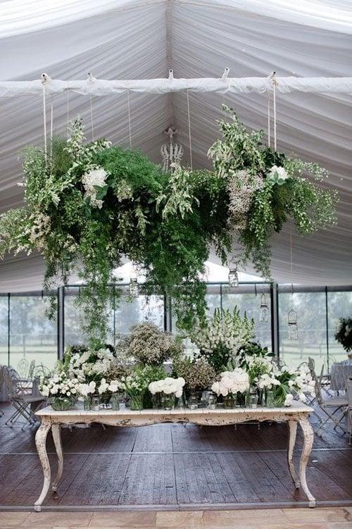 Consider Hanging Plants