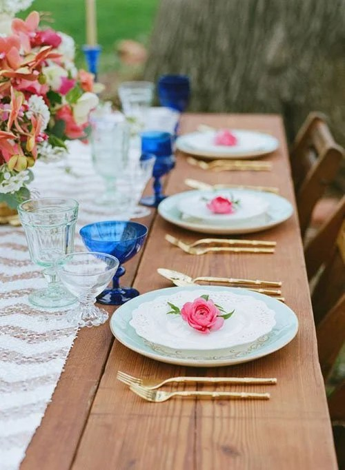 The Extra Special Place Setting