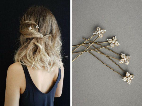 Tania Maras Stellar Crystal Hair Pins