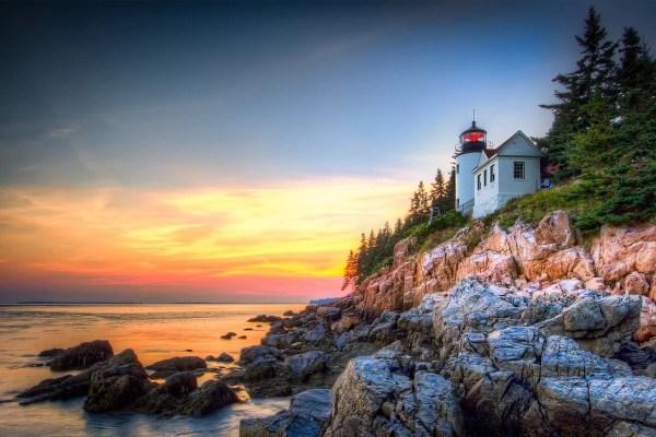 Acadia National Park – Maine