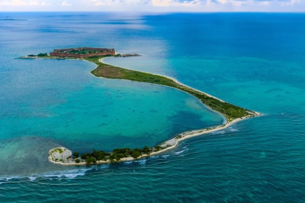 Dry Tortugas National Park – Key West