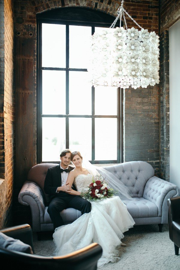 Rebecca and Jacob Bring Old Hollywood to Georgia