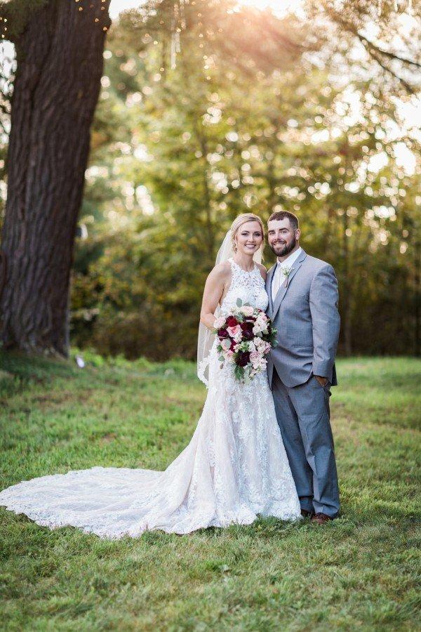 Rachel & Justin's Pawfect Wedding