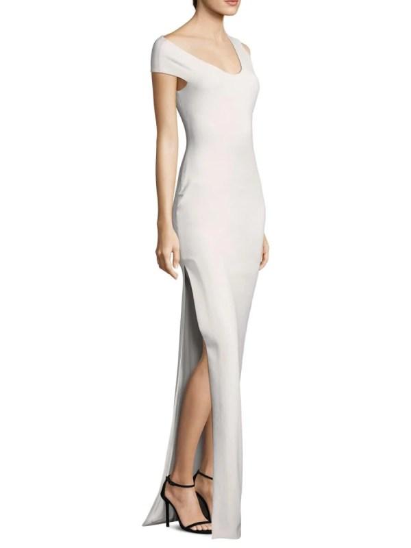 Solace London Women's Mille Crepe Knit Dress ($220)