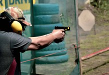 BACOLOD CITY, Negros Occidental, Philippines - A 20-year-old Agribusiness student, a prominent businessman, a retired police officer, and an Army reservist shot their way to the top in the First Ardie Ong Shooting Competition that drew scores of practical shooters from across the island over the weekend here.