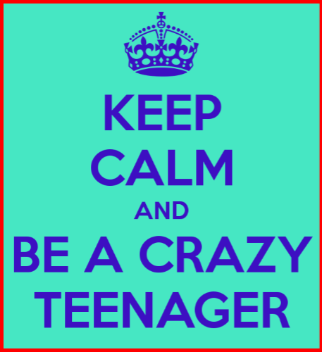 watch out for the teenagers   u2013 steve spangenberg