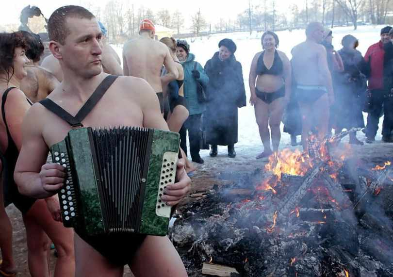 "10 ridiculous things you will only see in russia 6 - As fotos mais ""Rússia Style"" que você verá hoje"