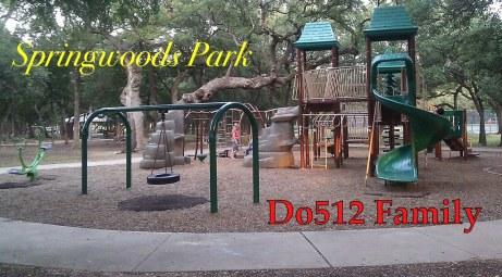 Springwoods Park