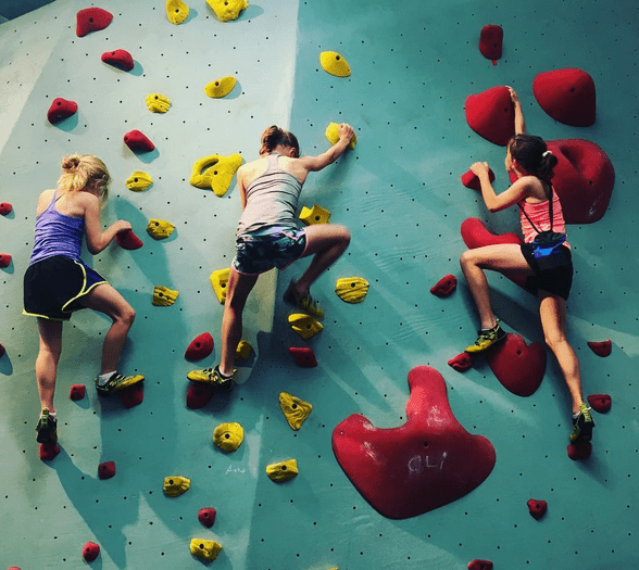 Summer Camp at Austin Bouldering Project – Do512 Family