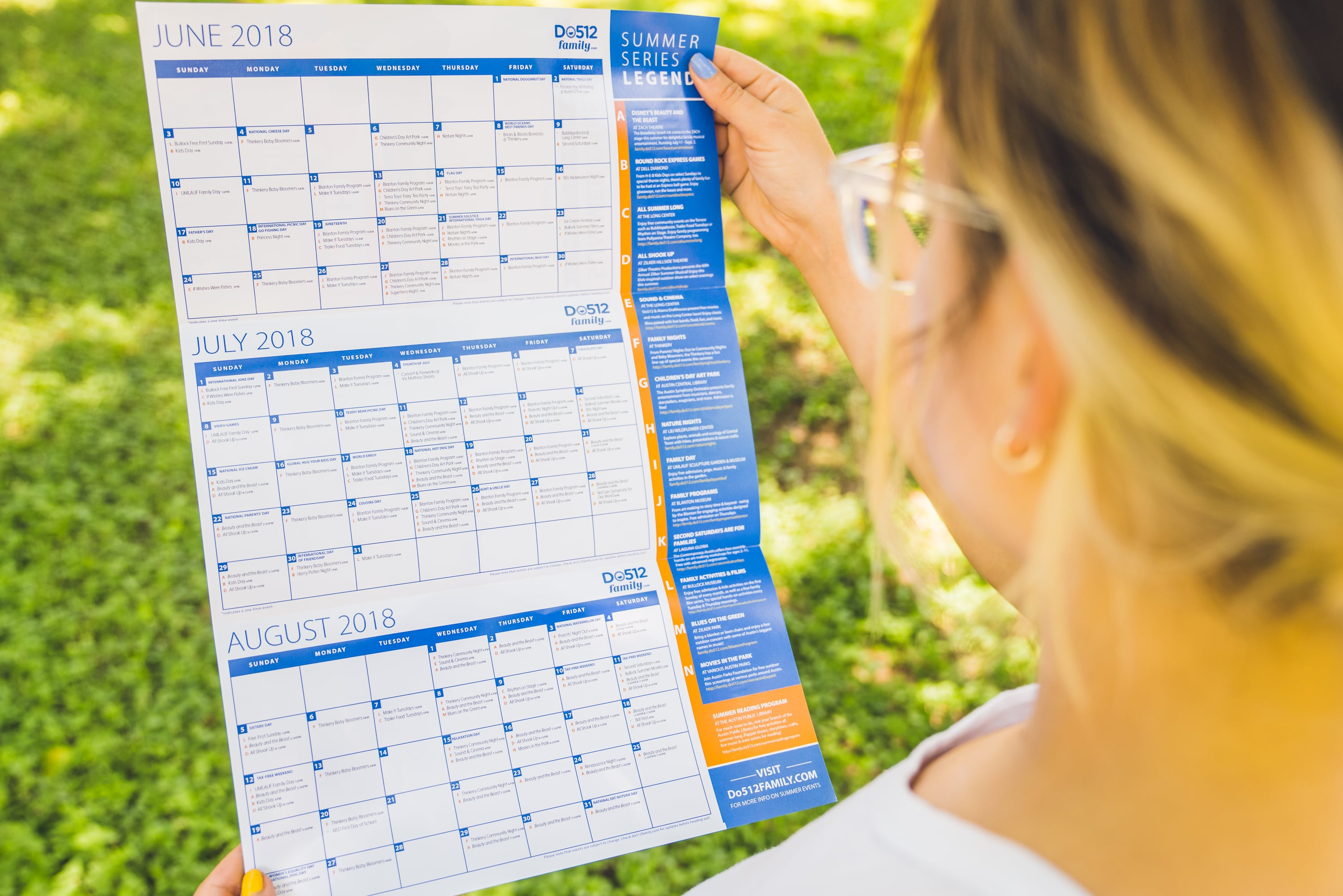 Get Your FREE Do512 Family Austin Summer Calendar! – Do512 Family