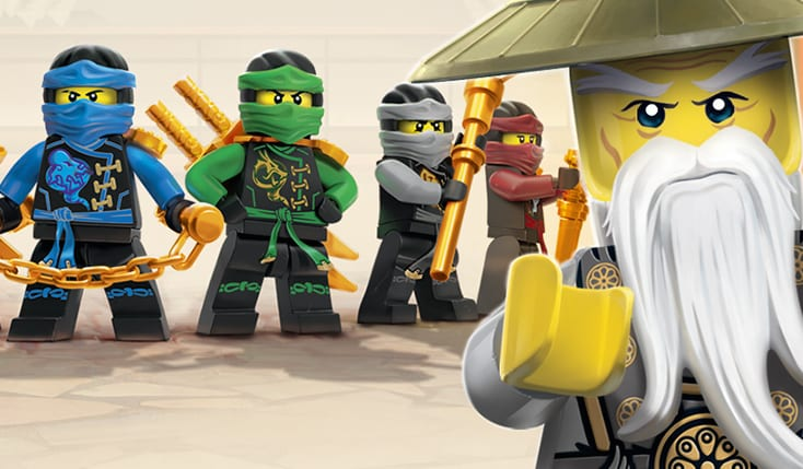 LEGO NINJAGO Obstacle Course Event Comes to Mueller – Do512 Family