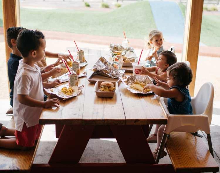 Top 10 Family Restaurants
