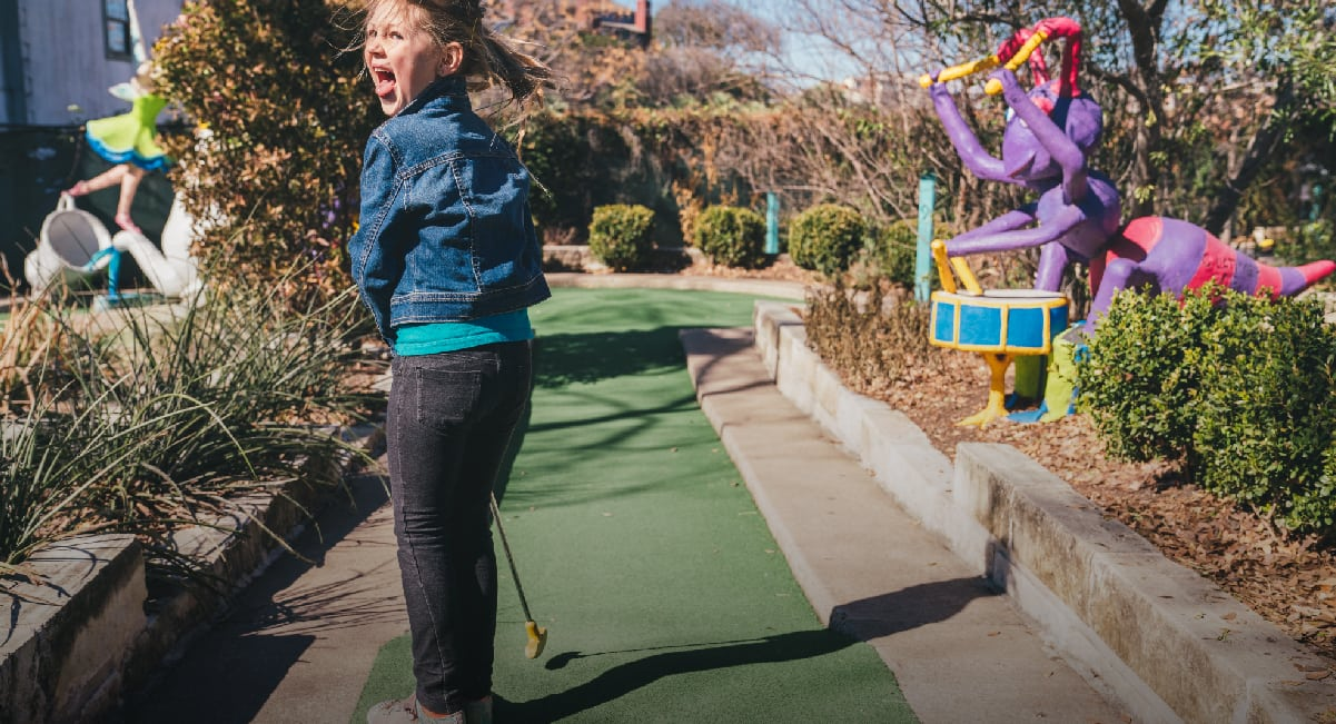 Where To Play Mini Golf In Austin Do512 Family