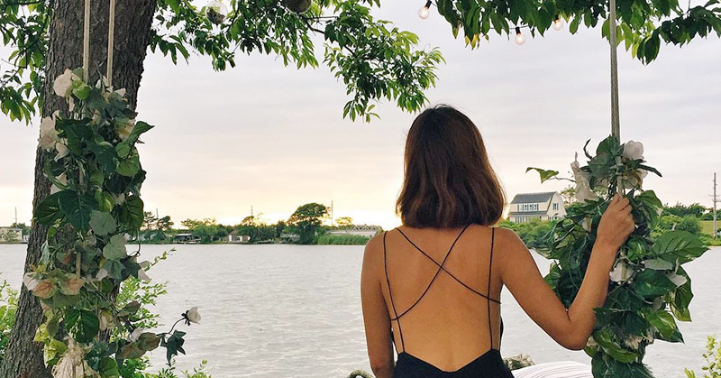 How To Wear A Backless Top