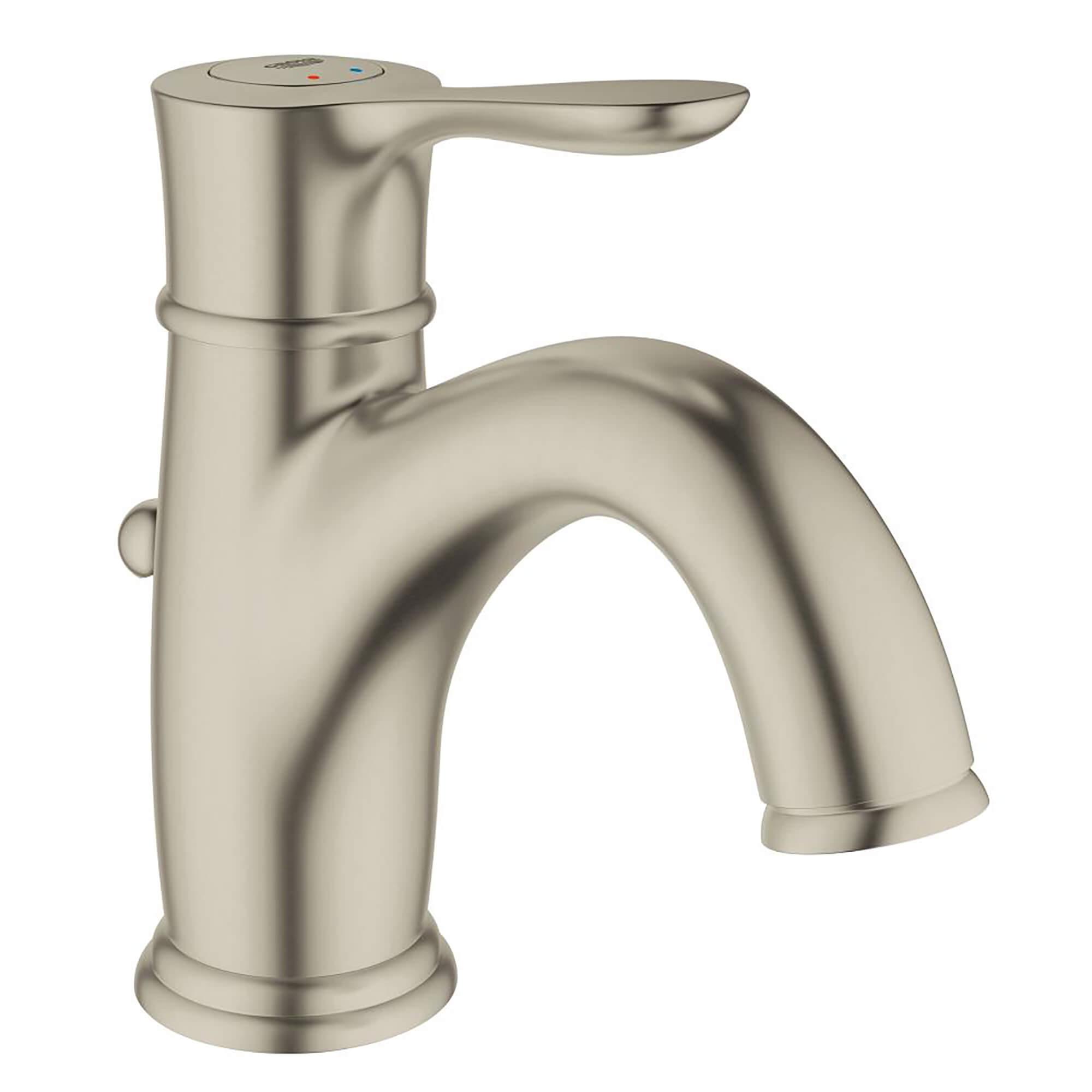 centerset single handle single hole bathroom faucet 1 5 gpm