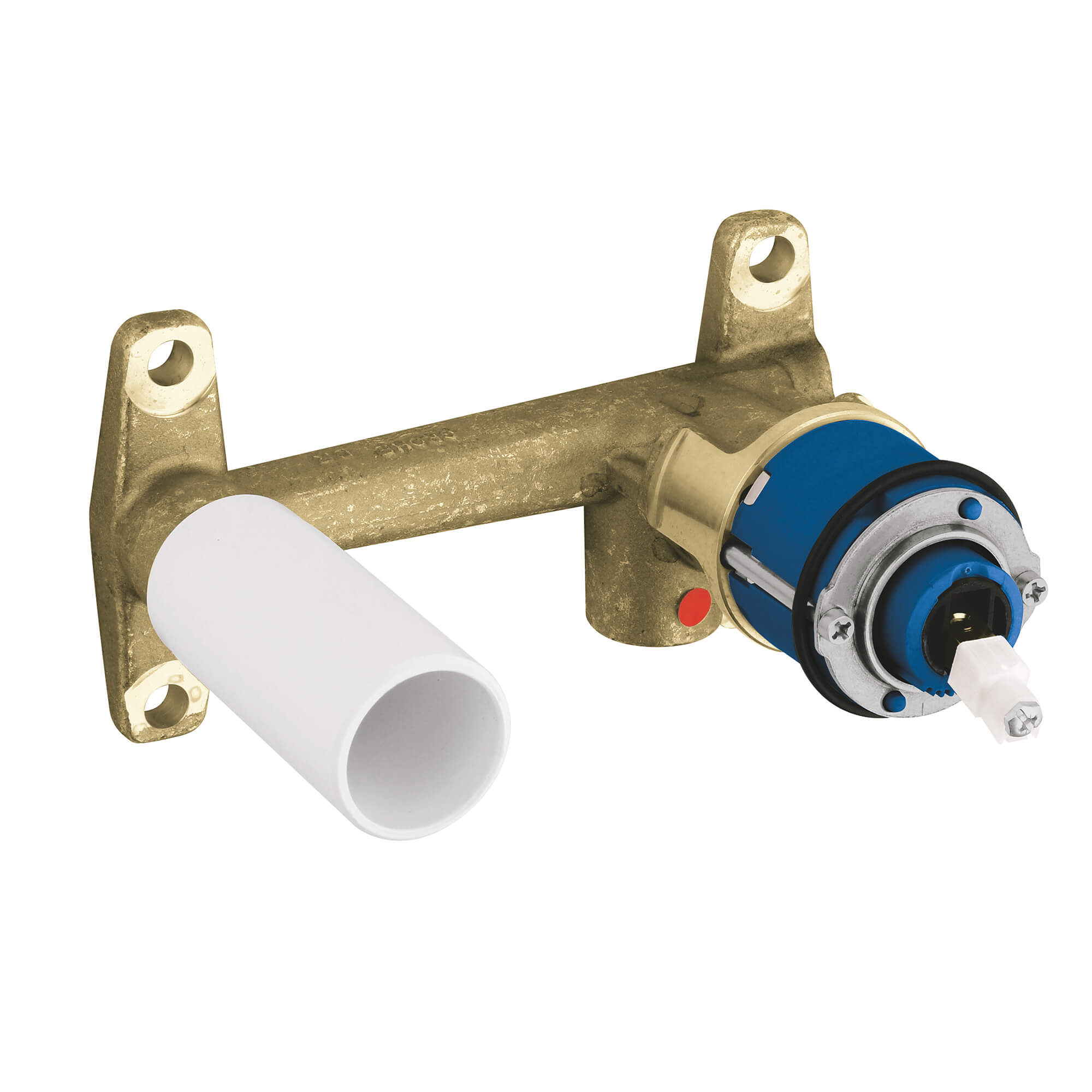 2 hole wall mount faucet rough in valve