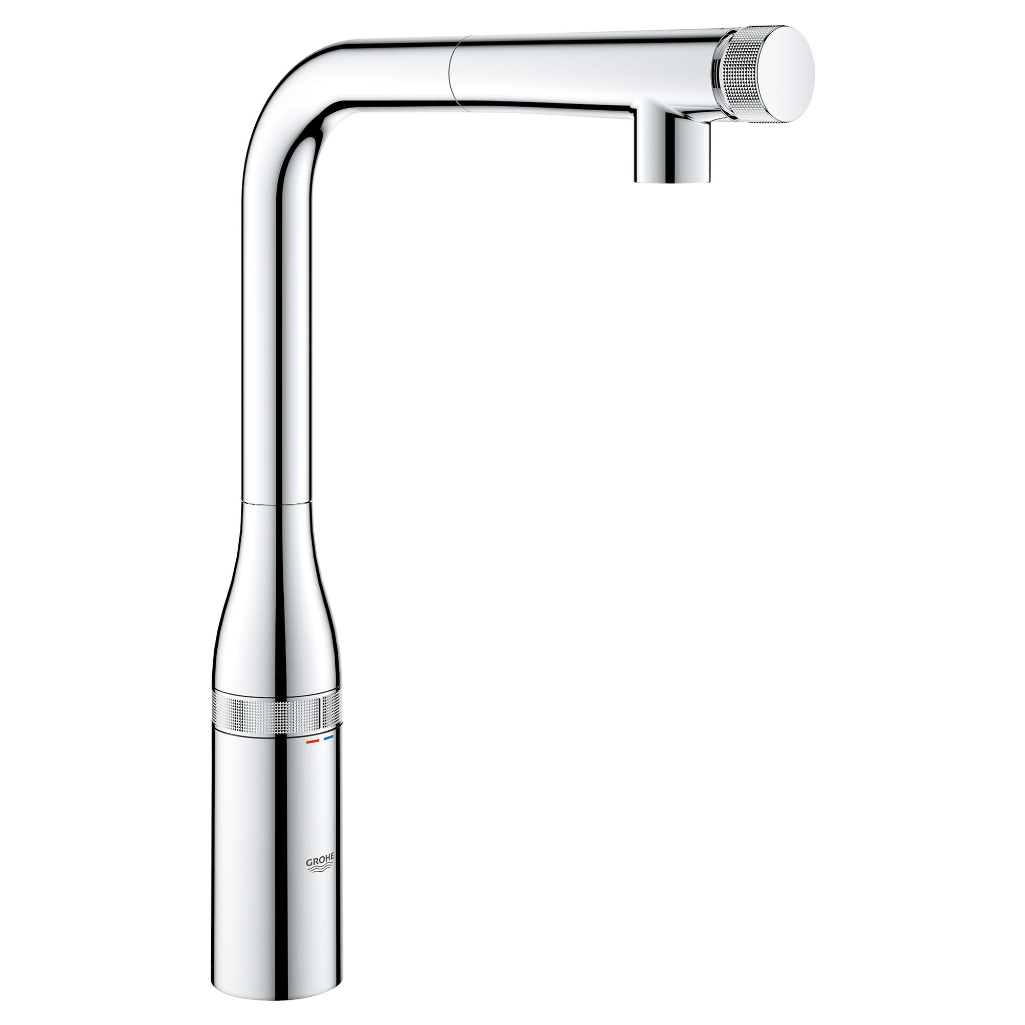 smartcontrol pull out single spray kitchen faucet 1 75 gpm