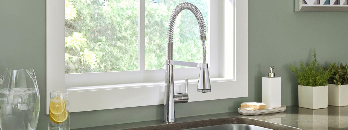 award wining kitchen faucets