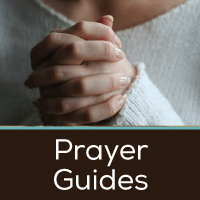 Prayer Guide Buttons