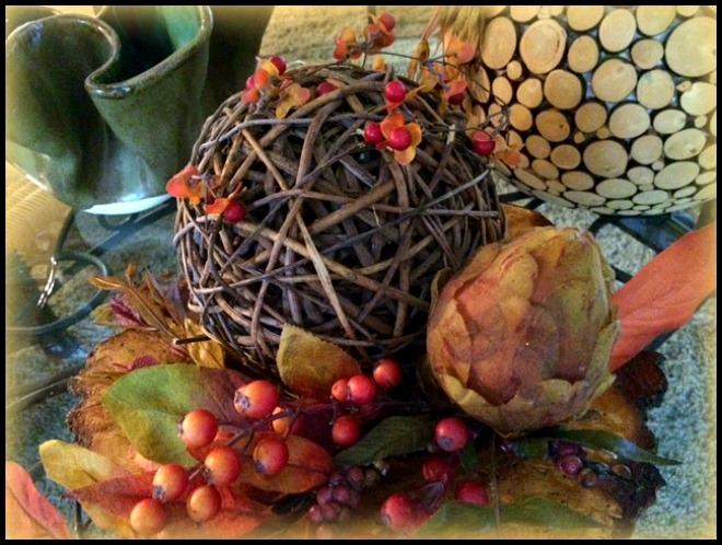 Fall Coffee Table