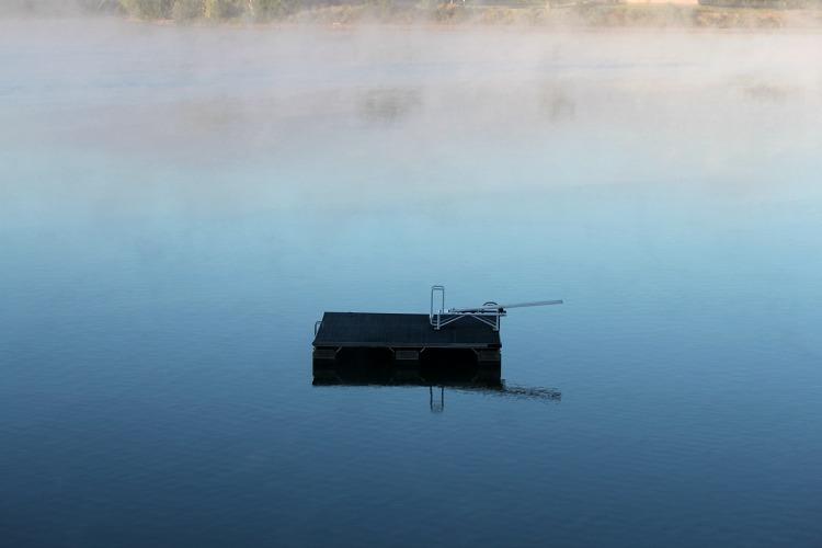 3 Empty Raft