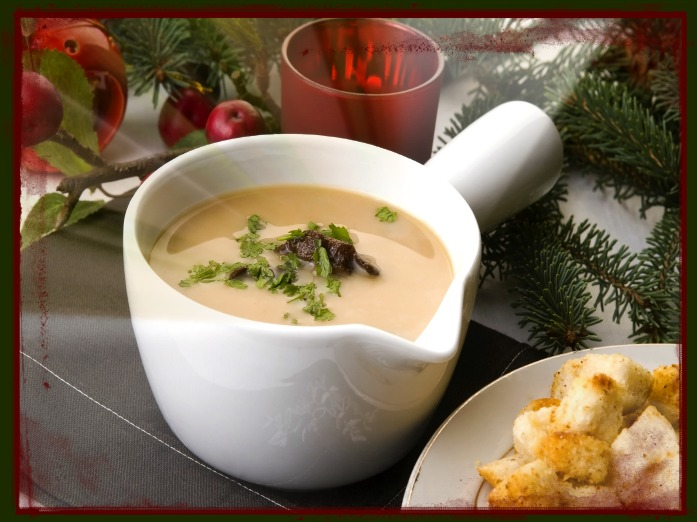 Oyster Soup Xmas
