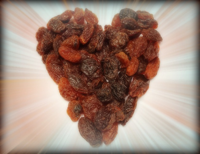 Raisin Heart 1