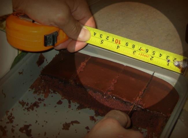 Cutting Cake 1