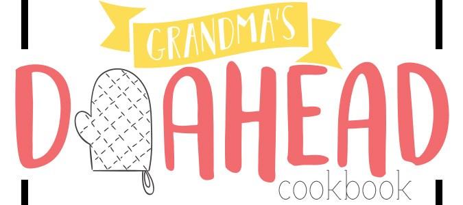 Grandma's CookBook!