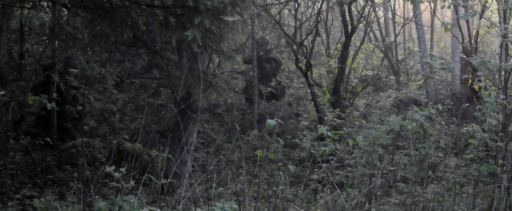 חייל ביער