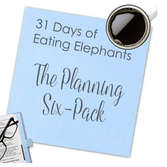 planning six-pack