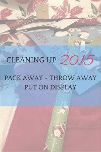 Cleaning Up - Pinterest