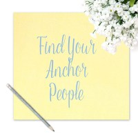 Who Are Your Anchor People?