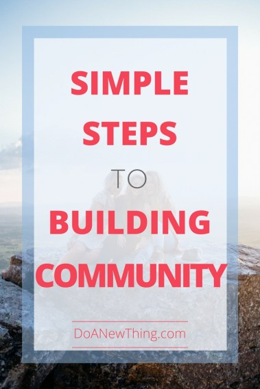 Living in community can be messy. If you are trying to build a community around your blog, ministry or business, maybe these lessons from the Isaraelites will help you.