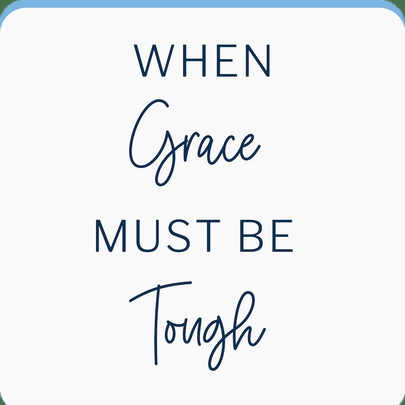 tough grace