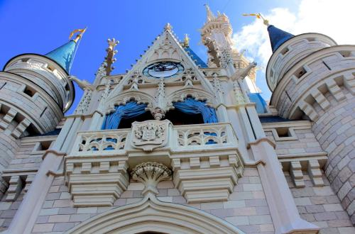 My Disney World Bucket List