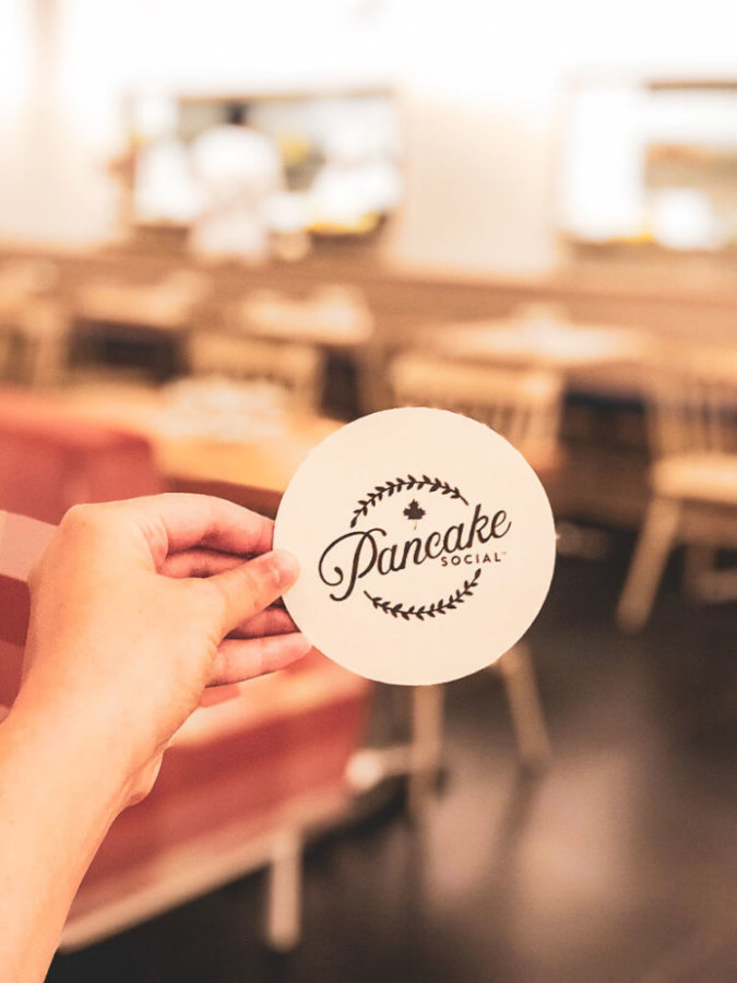 Inviting atmosphere, comfort food, and a cozy setting welcome you at this fast-casual restaurant in the heart of Atlanta, Georgia | The Best Atlanta Breakfast Spot: Pancake Social at Ponce City Market | Pancakes in atlanta | atlanta restaurants | atlanta brunch | brunch in atlanta | ponce city market atlanta, georgia | coffee in atlanta | pancake breakfast | instagram worth brunch in atlanta | new breakfast places in atlanta | best restaurants in atlanta georgia | best food in atlanta, georgia