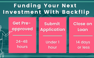 Funding timeline infographic