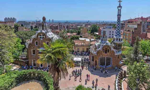 Letenky do Barcelony jen za 1348 Kč