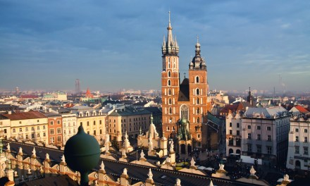 Digitální nomádství v Krakowě