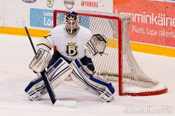 Liiga: Wild Sign Finnish Goaltender Kaapo Kahkonen To Entry-level Deal
