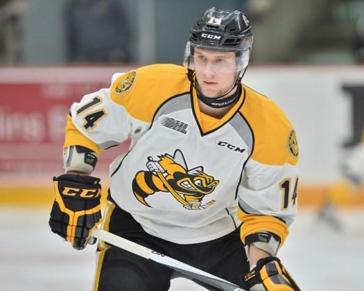 Pavel Zacha - photo courtesy: Terry Wilson/ OHL Images
